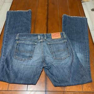 Lucky Brand blue J and Sz 6
